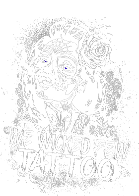 We Wicked Few - Tattoo Studio and Body Piercing Clinic in Invercargill, New Zealand